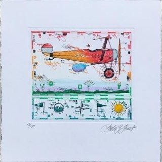 Leslie G. Hunt - Flieger 13/150