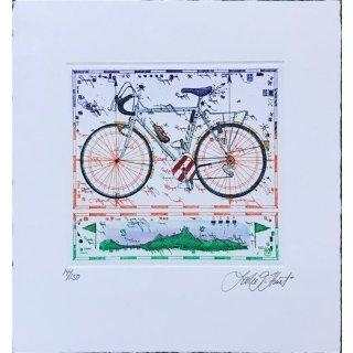 Leslie G. Hunt - Fahrrad 24/150