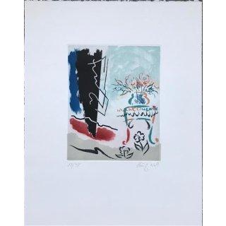 Heinz Voß - Lithografie 13/95