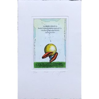 Lithografie - Krebs 22/180