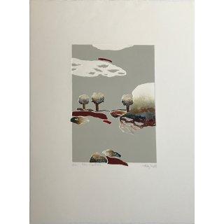Francis Méan- Lithografie