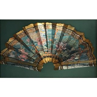 Gatewood - Original Folded Lotus Fan
