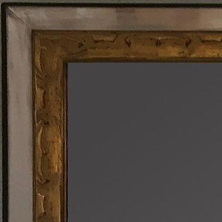 Spiegel, Vergolder-Leiste, 48 x 88 cm